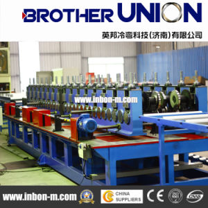 Steel Glazed Tile Cable Tray Roll Forming Machine pictures & photos