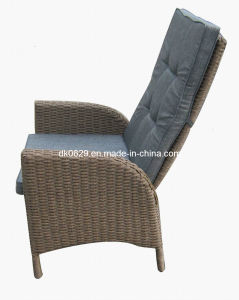 PE Rattan Chair /Rattan Furniture/Rattan Function Chair (KY851)