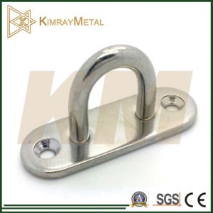 Stainless Steel Oblong Pad Eye (304/316)