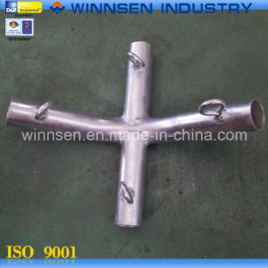 Greenhouse 4-Way Pipe Coupler (YS21092)