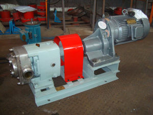 3RP Stainless Steel Rotor Pump for Food Industry