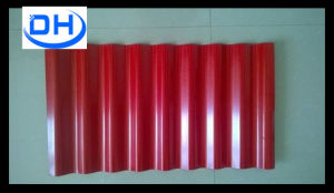 Pre-Painted Galvanized Corrugated Steel Plate pictures & photos
