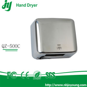 Ce High Speed Air Automatic Handdryer for Hotel / Restaurant Bathroom