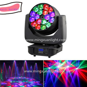 New Beam&Wash 18*15W LED Moving Head Lighting DJ Beam pictures & photos