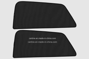 Exclusive Designed Magnets Installed Car Mesh Sunshade for Chevrolet pictures & photos