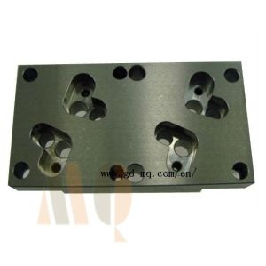 Stainless Steel Construction Parts Precision Machining Parts (MQ2177) pictures & photos