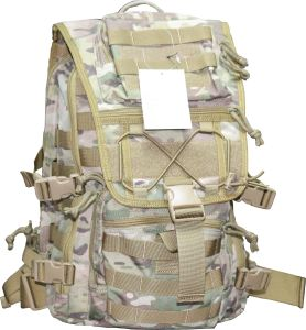 High Quality Miiltary and Tactical Backpack with Shoulder Strap pictures & photos