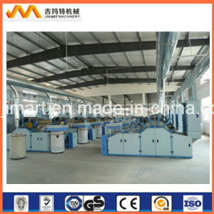 Textile Machinery Absorbent Cotton Wool Carding Machine for Bleaching Unit pictures & photos