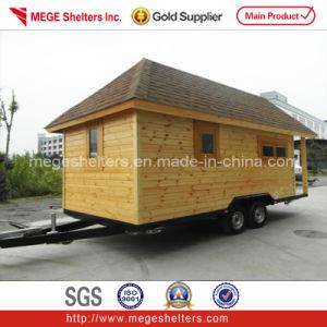 Wooden House RV Caravan
