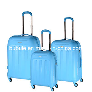 "Hot Sale Fashion and Light Weight PP Zipper Trolley Case Ppluggage--Ppl05-20""24""28"" pictures & photos"