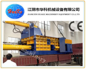 Hydraulic Automatic Scrap Metal Press Baler pictures & photos