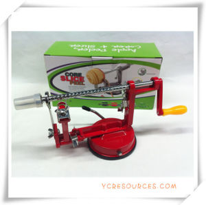 Promotional Apple Peeler with Screw for Promotion Gift (EA12003) pictures & photos