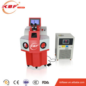 Jewllery Single Pulse Laser Welding Machine pictures & photos