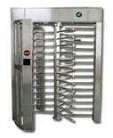 Ce Approved Automatic Stainless Steel Security Access Control Full Height Turnstile Gate pictures & photos