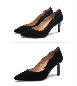 2c23d80a88d31 Elegant Women High Heel Shoes Fashion Lady High Heels Shoes