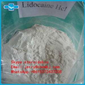 Local Anesthetics Lidocaine Hydrochloride for Pain Killer Lidocaine HCl pictures & photos