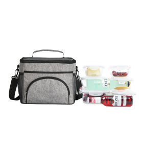 Lunch Take out Food Warming Heat Insulated Cooler Bag