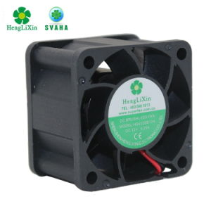 40*40*28mm Sleeve Bearing Brushless Axial Computer Fan