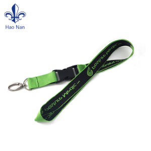 Factory Direct Sale Adjustable Neck Lanyard with J-Hook pictures & photos