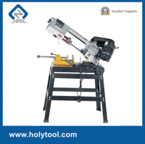1 HP 4-1/2 in. X 6 in. Horizontal/Vertical Swivel Head Metal Cutting Band Saw