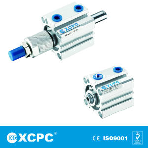 Compact Thin Type Pneumatic Cylinder (SDA Series) pictures & photos