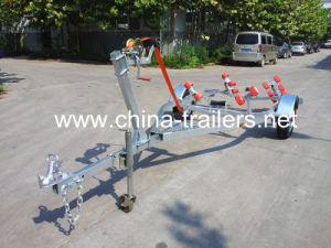 4.7m Galvanized Boat Trailer 500kgs pictures & photos