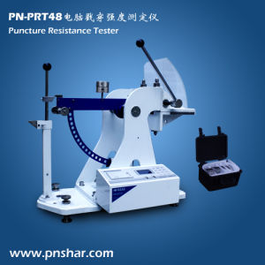 Puncture Resistance Tester of Paper Board pictures & photos