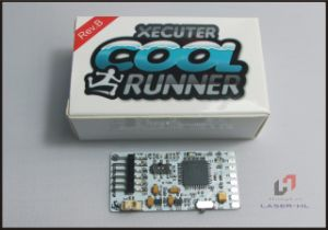 China Xecuter Coolrunner Rev  B -The Ultimate Cpld