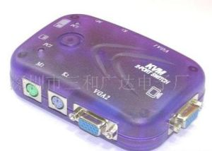 Manual 2 Port KVM Switch KYS 102