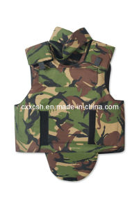 Military Woodland Bullet Proof Vest pictures & photos