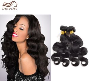 Factory Wholesales Price Hot Selling Double Drawn Tangle Free No Shedding Body Wave Malaysian Virgin Human Hair Extensions Hair Weft