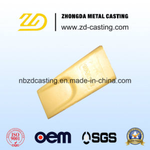 OEM Mining Machinery Casting Parts with High Manganese Steel Forging pictures & photos