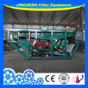 Automatic Belt Filter Press for Sludge Dewatering (DY2500)