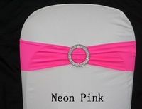 Expand Bands With Buckle Neon Pink