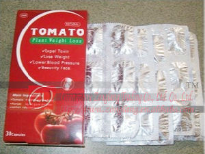Tomato Natural Plant Slimming Capsule (CS001-TMTO) pictures & photos