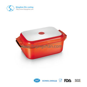 Ceramics Non-Stick Coating Roaster Pan for Fish & Chicken & Turkey pictures & photos
