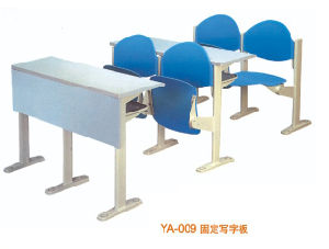 School Desk and Chair for Classroom Use (YA-008) pictures & photos