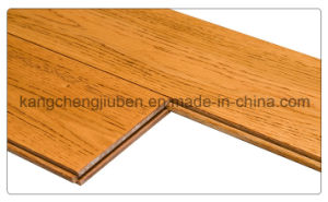 Factory Direct Selling Hardwood Parquet (nature yellow color) pictures & photos