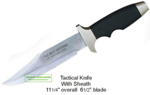 Hunting Knife Tactical Knife Camping Knife 9575004 pictures & photos
