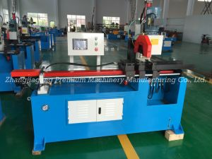 Plm-Qg350CNC Automatic Tube Cutting Machine pictures & photos