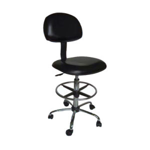 Anti-Static PU Leather Chair, ESD Cleanroom Chair pictures & photos