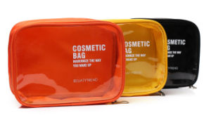Transparent PVC Cosmetic Bag (MS7032) pictures & photos