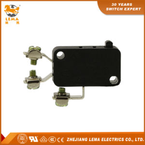 Lema Kw7-0L Screw Terminal Electric Sensitive Micro Switch pictures & photos