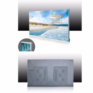 55-Inch Digital Signage, LCD Wall Mounted All in One Android Ad Display with Metal Enclosure pictures & photos