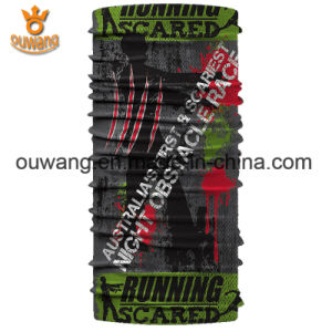 Heat Transfer Printing Promotional Wholesale Custom Skull Face Mask Bandana pictures & photos
