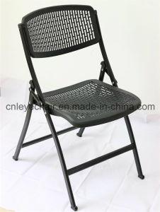 Good Quality New Hot Por Plastic Metal Folding Chair
