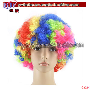 Party Item Afro Wig Party Accessory Birthday Party Items (C3024) pictures & photos