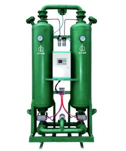 2017 New Heatless Adsorption Type Compressed Air Dryer