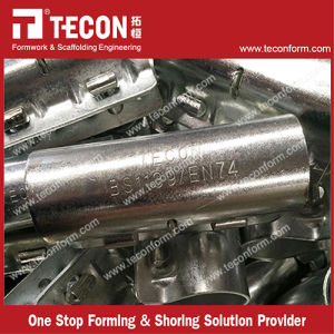 Tecon Favorite En74/BS1139 Steel Scaffolding Sleeve Coupler pictures & photos