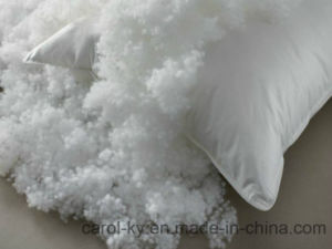 Polyester Ball Fiber Hotel Pillow pictures & photos
